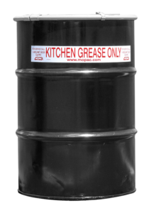 MOPAC Drum for Used Cooking Oil and Grease