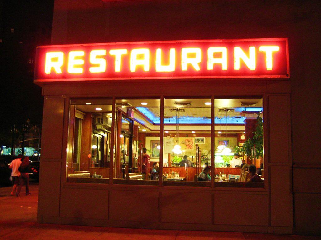 Restaurant Trends 2018
