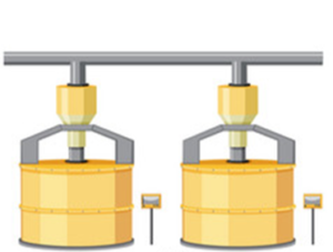cooking oil centrifuges