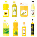 different types of used cooking oil