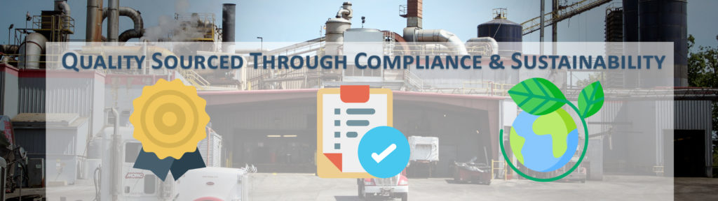 MOPAC's Quality Sourced Through Compliance and Sustainability