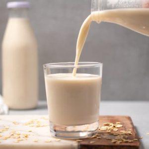 oat milk food trends of 2020